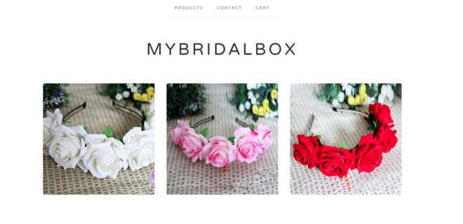 STB Launches My Bridal Box Collection