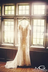Such a gorgeous gown! Designed by Maggie Sottero
